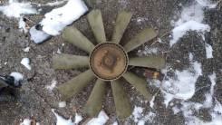 Катерпилер вентилятор в сборе