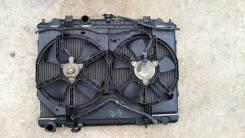 Радиатор охлаждения двигателя. Nissan: Liberty, Presage, Serena, Bassara, Prairie QR20DE, QR25DE, SR20DE
