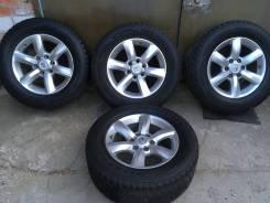 """Лексус GX460 или Toyota 120-150 Prado оригинал + 265-60-18. 7.5x18"""" 6x139.70 ET25"""
