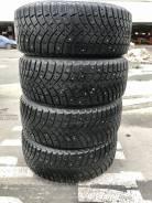 Michelin X-Ice North. Зимние, шипованные, 10%