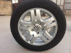 """Комплект оригинальных колес VW Touareg. x18"""" 5x130.00 ET57"""