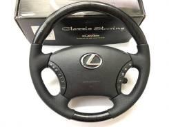 Руль. Toyota: Alphard Hybrid, Camry, Estima Hybrid, Land Cruiser Prado, Highlander, 4Runner, Hilux, Alphard, Estima, Avensis Verso, GX470, Hilux / 4Ru...