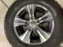 """Комплект оригинального литья с зимней резино Bridgestone Blizzak DM-V2. 8.0x18"""" 5x150.00"""