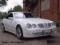Бампер. Mercedes-Benz