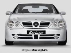 Обвес кузова аэродинамический. Mercedes-Benz
