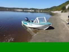 Моторная лодка Южанка 2