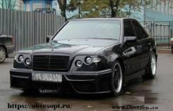 Губа. Mercedes-Benz E-Class, W124