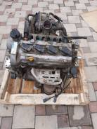 Двигатель в сборе. Toyota Ractis, SCP100 Toyota Vitz, SCP90, NCP95 Toyota Belta, SCP92 2SZFE, 2NZFE