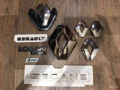 Эмблема Renault Комплект