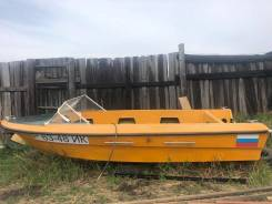 Моторная лодка Дракон класса катер 6ти местная.