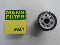 Фильтр маслянный Toyota MANN W68/3