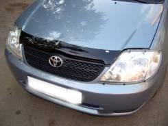 Toyota Corolla, Allex, Fielder 2000- SIM Дефлектор капота (Мухобойка)