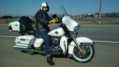 Harley-Davidson Road King, 2010