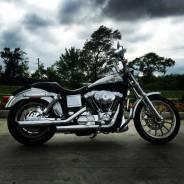 Harley-Davidson Dyna Low Rider FXDL. 1 450куб. см., исправен, птс, без пробега