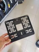 Рамка для номера мото нового образца 190*145