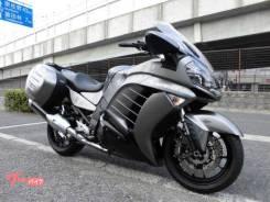 Kawasaki 1400GTR, 2013