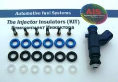 Ремкомплект на 6 инжекторов (N32A) = Suzuki 15710-78J00, 0280156300,