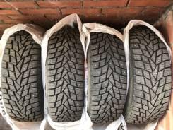 Dunlop Grandtrek Ice02. Зимние, шипованные, 5%