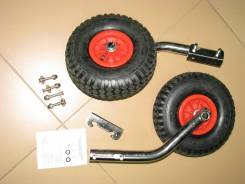 Комплект съёмных транцевых колес Handy Wheels в Улан-Удэ