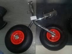 Комплект колес транцевых откидных с защелкой в Улан-Удэ