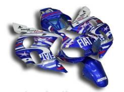 Комплект пластика для мотоцикла Yamaha YZF R6 1999 2000 2001 2002