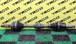 Привод, полуось. Toyota Corolla, ZZE120, ZZE121, ZZE120L, ZZE121L Toyota Corolla Verso, ZZE121 3ZZFE, 4ZZFE