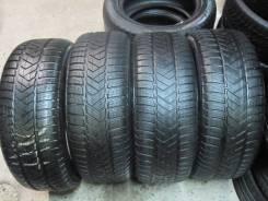 Pirelli Winter Sottozero 3. зимние, без шипов, 2014 год, б/у, износ 20%