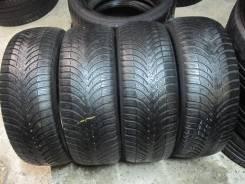 Michelin Alpin 4. зимние, без шипов, 2014 год, б/у, износ 20%