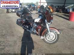 Harley-Davidson Electra Glide Ultra Classic FLHTCU. 1 584куб. см., исправен, птс, без пробега