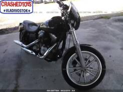 Harley-Davidson Dyna Super Glide FXD. 1 584куб. см., исправен, птс, без пробега