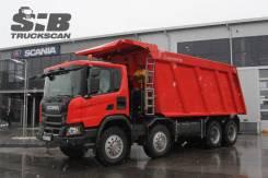 Scania P440. Продается 8x4 самосвал в Новосибирске, 14 000куб. см., 25 000кг., 8x4