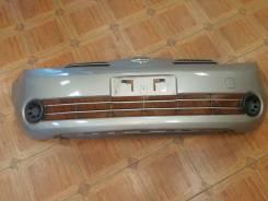 Бампер передний Nissan Note(E11) 05-07 год 006552 серый