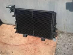 Радиатор охлаждения двигателя ВАЗ 2103, ВАЗ 2106 Жигули (медный)
