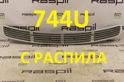 Решетка в капот Mercedes Benz E-class W211 [с распила,744U]