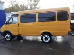 ГАЗ ГАЗель. Газель фургон, 2 400куб. см., 1 500кг., 4x2