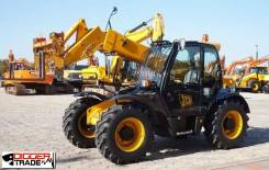 JCB Loadall 531-70, 2008