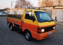 """Nissan Vanette. 1995г. С гидробортом. Полная пошлина. Кат """"В"""". Резина R-14, 1 800куб. см., 1 000кг., 4x2"""