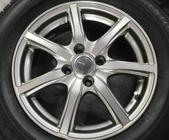 """Millous R15 4*100 5.5j et42 + 195/65R15 Bridgestone Blizzak VRX 2013г. 5.5x15"""" 4x100.00 ET42. Под заказ"""