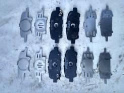 Колодки тормозные. Nissan Pathfinder, R52, R52HV, R52R, R52RR Nissan Murano, CZ51, PNZ51, TNZ51, Z51, Z51R, Z51Z, Z52, Z52HV, Z52R Nissan Quest, E52 I...