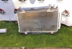 Радиатор охлаждения двигателя. Honda Fit, GP5, GP6