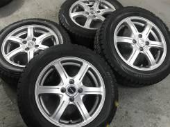 """Balminum R15 4*100 5.5j et45 + 175/65R15 Dunlop Winter Maxx WM01 2013г. 5.5x15"""" 4x100.00 ET45. Под заказ"""