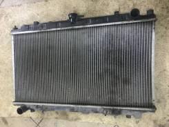 Радиатор охлаждения двигателя. Nissan Bluebird, ENU13, HNU13, U13, EU13, HU13, PU13 SR18DE, SR20DE, SR20DET, KA24DE