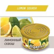 """Ароматизатор воздуха органический """"AIM-ONE"""" Лимонный Сквош (Organi. CA) ORG-SQL"""