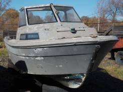 Продам катер река-море Yamaha FISH 22