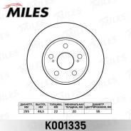 Диск тормозной Miles K001335