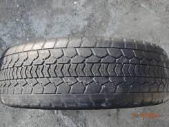 Dunlop Grandtrek SJ5. всесезонные, 2001 год, б/у, износ 50%
