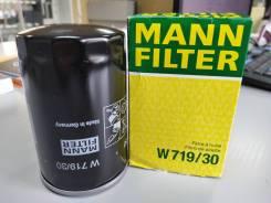 Фильтр масляный (VW Golf/Passat/Sharan, Audi A4/A6/A8/S6 1.6-2.8 91>) MANN FILTER W71930