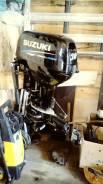 Продаю лодочный мотор сузуки DT 30