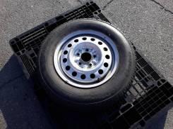 """Одно колесо R15. 5.0x15"""" 5x114.30 ЦО 67,1мм."""