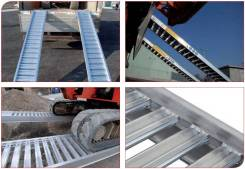 Алюминиевые лаги от производителя 4200 кг
